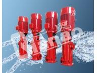 XBD-DL立式多级消防泵组