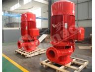 立式单级消防泵